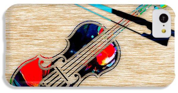 Violin IPhone 5c Case