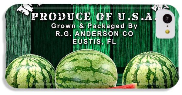 Watermelon Farm IPhone 5c Case