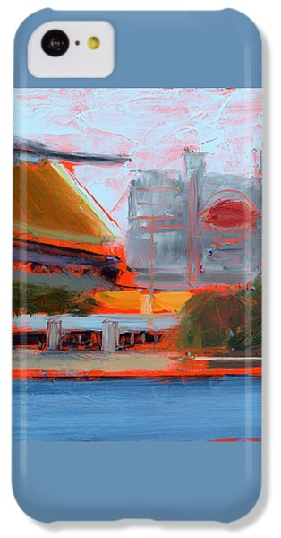 Rcnpaintings.com IPhone 5c Case by Chris N Rohrbach