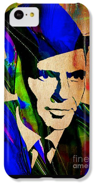 Frank Sinatra Painting IPhone 5c Case