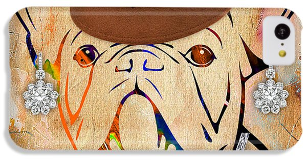 French Bulldog Collection IPhone 5c Case