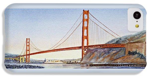 Golden Gate Bridge San Francisco IPhone 5c Case