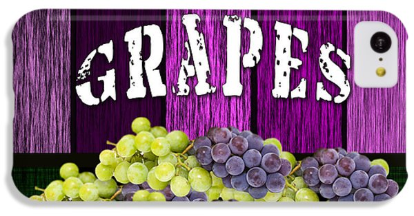 Grape Farm IPhone 5c Case