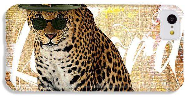 Leopard Collection IPhone 5c Case