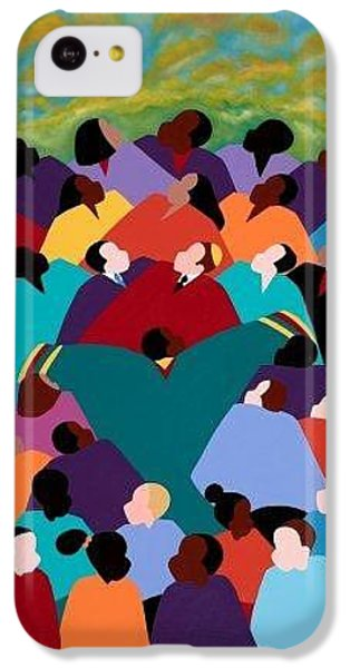 iPhone 5c Case - The Dream by Synthia SAINT JAMES