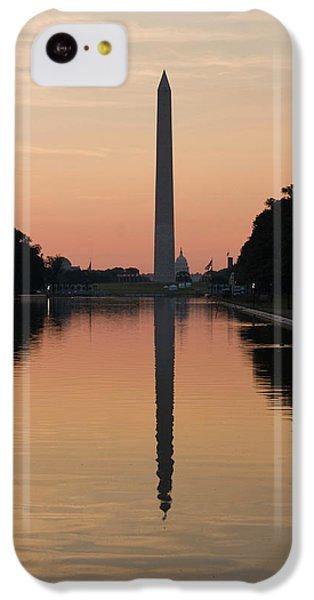 Washington Dc, Usa IPhone 5c Case