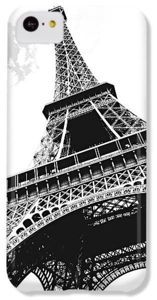 Eiffel Tower IPhone 5c Case by Elena Elisseeva