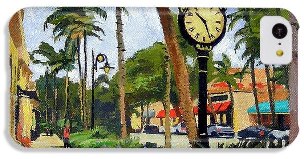 5th Avenue Naples Florida IPhone 5c Case