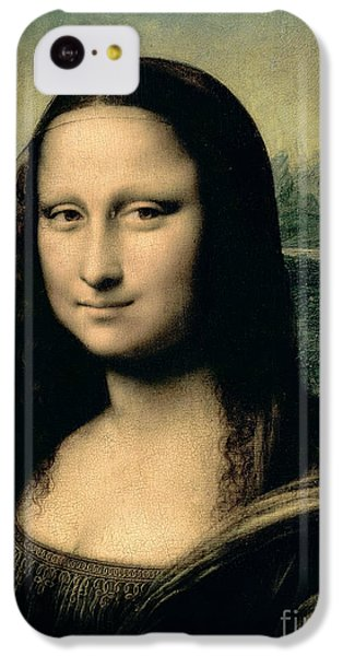 The iPhone 5c Case - Mona Lisa by Leonardo Da Vinci