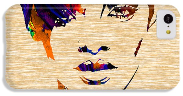 Rihanna Collection IPhone 5c Case by Marvin Blaine
