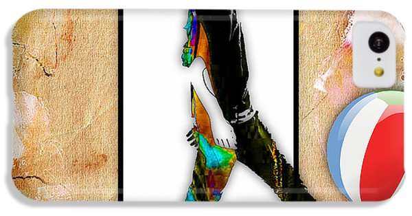 Walking Out Of Picture Frame IPhone 5c Case by Marvin Blaine