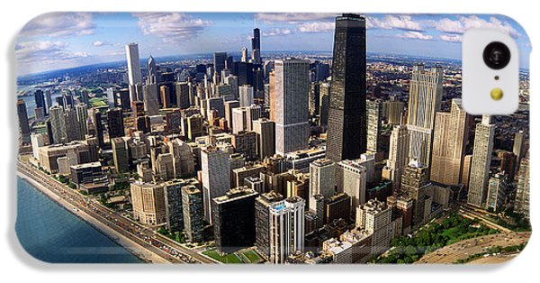 Chicago Il IPhone 5c Case by Panoramic Images