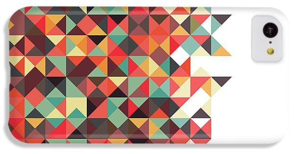 Geometric Art IPhone 5c Case