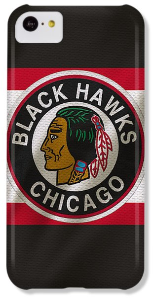 Chicago Blackhawks Uniform IPhone 5c Case