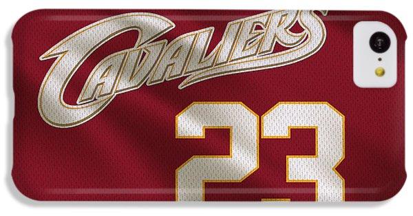 Cleveland Cavaliers Uniform IPhone 5c Case
