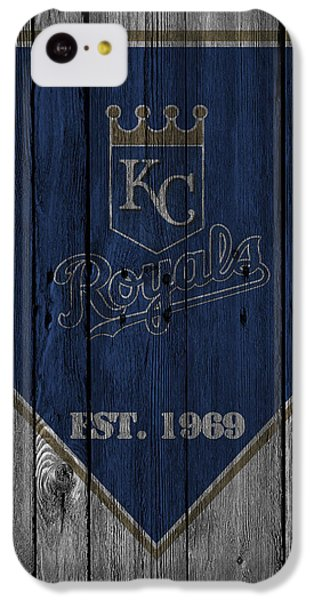 Kansas City Royals IPhone 5c Case