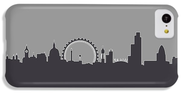 London England Skyline IPhone 5c Case