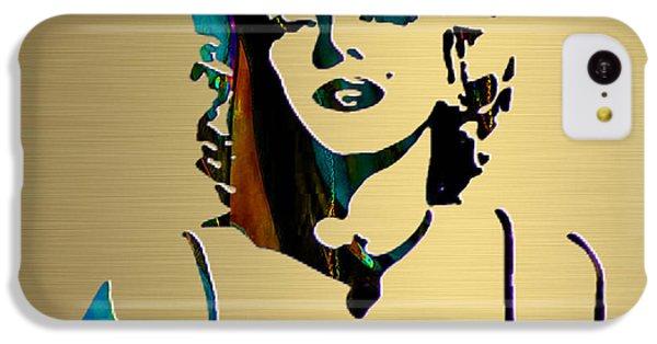 Marilyn Monroe Gold Series IPhone 5c Case