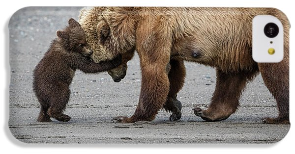 A Little Bear Hug IPhone 5c Case