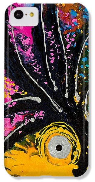A Rare Bird - Tropical Parrot Art By Sharon Cummings IPhone 5c Case