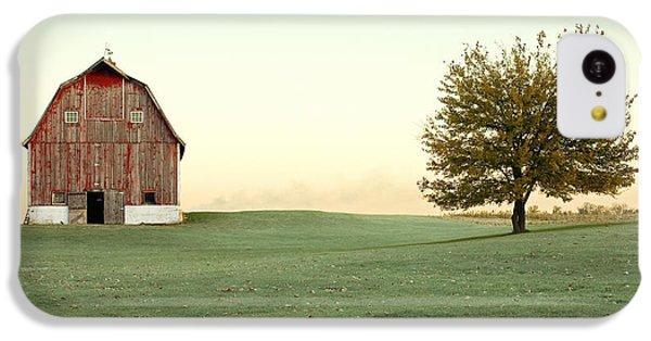 Rural Scenes iPhone 5c Case - A Wisconsin Postcard by Todd Klassy