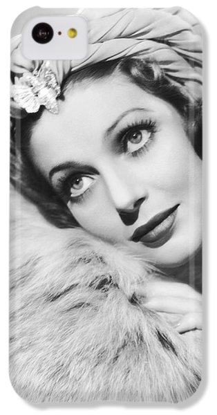 Actress Loretta Young IPhone 5c Case