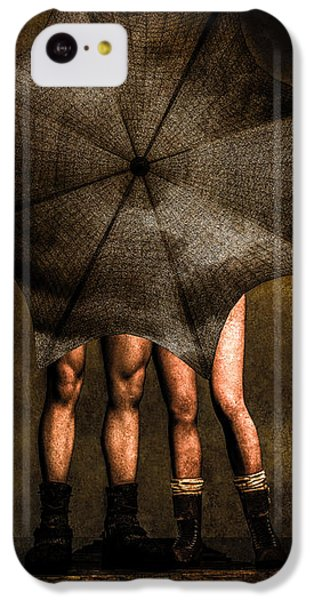 Apple iPhone 5c Case - Adam And Eve by Bob Orsillo