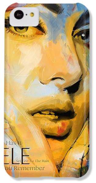 Adele IPhone 5c Case by Corporate Art Task Force