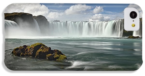 Flow iPhone 5c Case - Admirer by Izidor Gasperlin