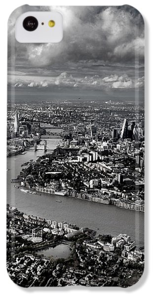 Aerial View Of London 4 IPhone 5c Case
