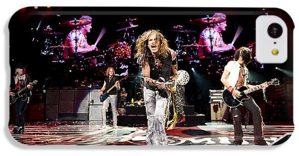 Aerosmith - Austin Texas 2012 IPhone 5c Case by Epic Rights