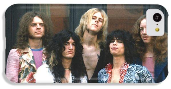 Aerosmith - Boston 1973 IPhone 5c Case by Epic Rights