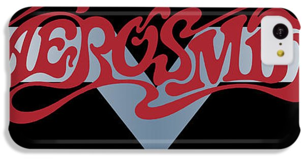 Aerosmith - Dream On Banner 1973 IPhone 5c Case by Epic Rights