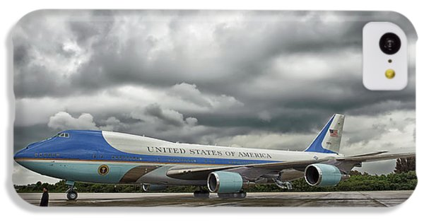 Air Force One IPhone 5c Case