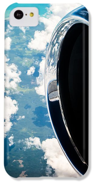 Tropical Skies IPhone 5c Case by Parker Cunningham