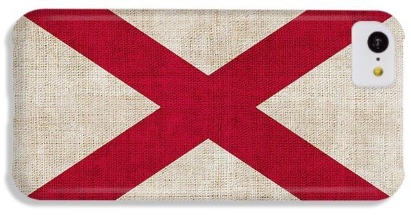 Alabama State Flag IPhone 5c Case