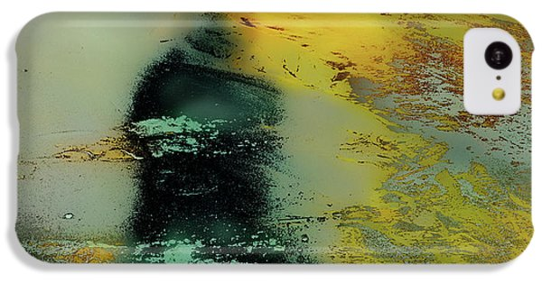 Beach Sunset iPhone 5c Case - All Paths Lead To You by Shenshen Dou
