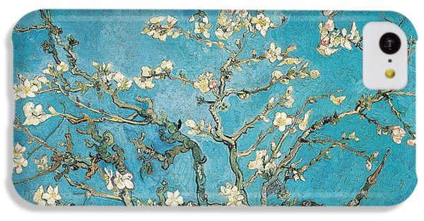 Almond Branches In Bloom IPhone 5c Case by Vincent van Gogh
