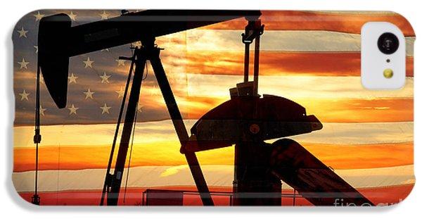 American Oil  IPhone 5c Case