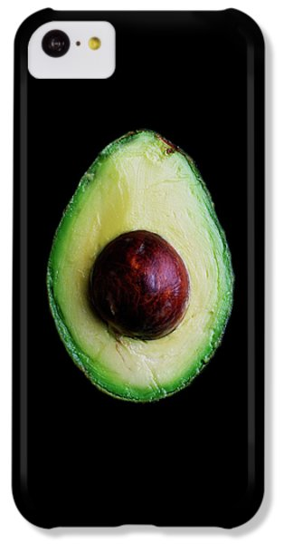 Vegetables iPhone 5c Case - An Avocado by Romulo Yanes