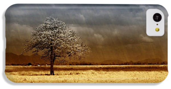 And The Rains Came IPhone 5c Case