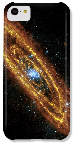 Andromeda Galaxy IPhone 5c Case