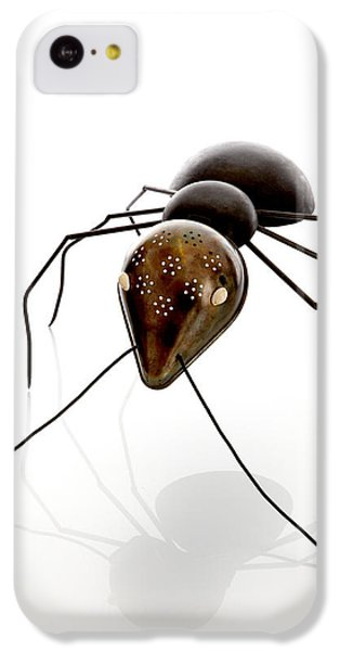 Ant iPhone 5c Case - Ant by Lawrie Simonson