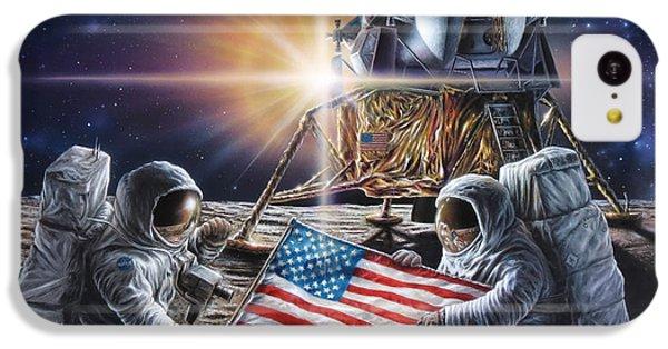 Apollo 11 IPhone 5c Case