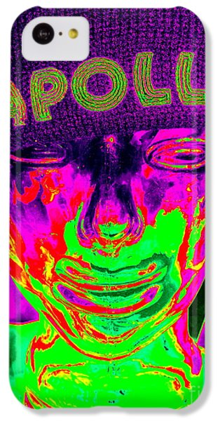 Apollo Theater iPhone 5c Case - Apollo Abstract by Ed Weidman