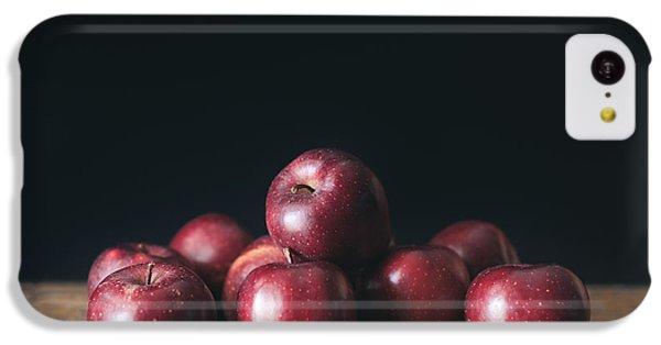 Apples IPhone 5c Case by Viktor Pravdica