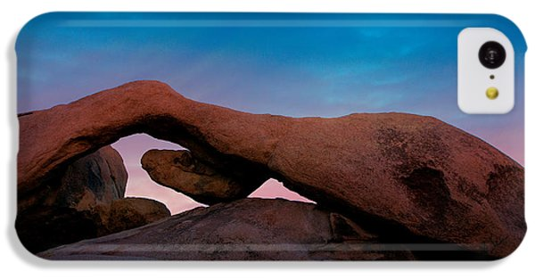 Arch Rock Evening IPhone 5c Case