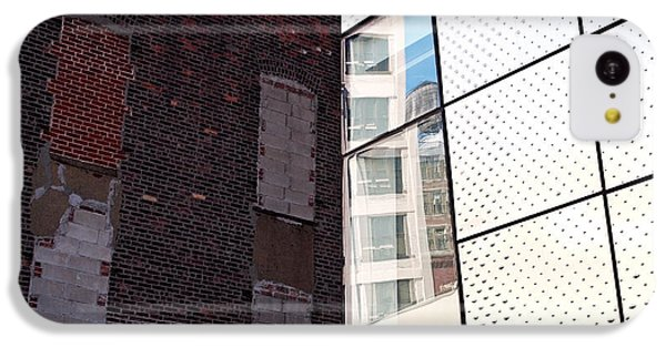 Architectural Juxtaposition On The High Line IPhone 5c Case