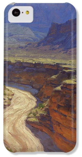 Grand Canyon iPhone 5c Case - Around The Bend by Cody DeLong