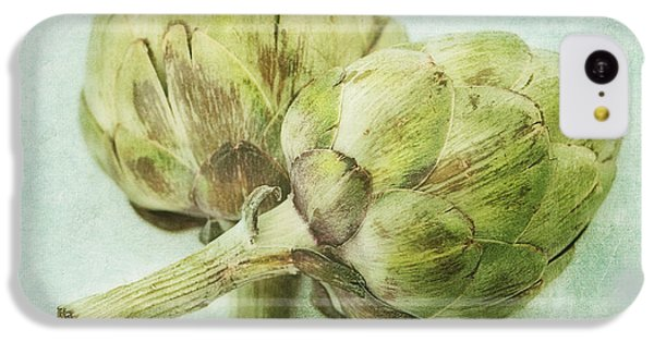 Artichokes IPhone 5c Case by Priska Wettstein